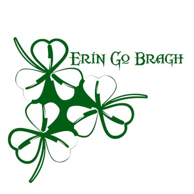 Erin Go Bragh classic St. Patrick's Day T-Shirt