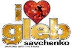 I Heart Gleb Savchenko