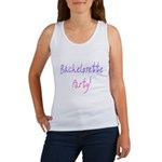 Bachelorette Party2 Women's Tank Top