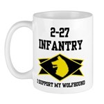 2-27 Infantry Wolfhounds Mug