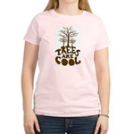 Trees Are Cool Women's Light T-Shirt