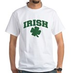 Irish White T-Shirt
