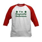 I'm Magically Delicious Kids Baseball Jersey