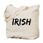 Irish Handwriting Tote Bag