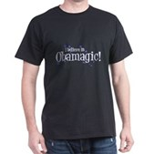 I Believe in Obamagic Dark T-Shirt