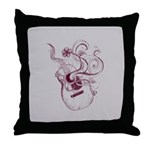 Figment Throw Pillow