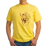Figment Yellow T-Shirt