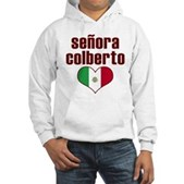 Senora Colberto Hooded Sweatshirt