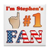 Obsessed with Stephen as much as he is? Are you his #1 fan? All members of the Colbert Nation need this! Makes a great gift for fans of the Report. Soar like an eagle & wear the truthiness with pride!