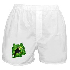Save the Rainforest Boxer Shorts