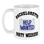 Bachelorette Party Weekend Mug