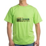 I Summer In Belmar Green T-Shirt