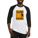 Slow Children Baseball Jersey