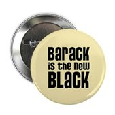 Barack is the New Black Button
