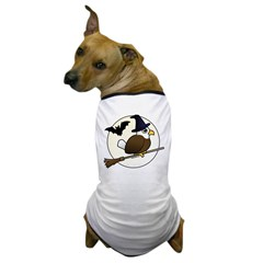 Birdorable Bald Eagle Witch Dog T-Shirt