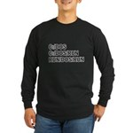 See DOS Run Long Sleeve Dark T-Shirt