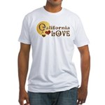 California Love Fitted T-Shirt