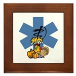 Thanksgiving EMS Framed Tile