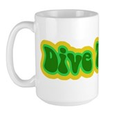 Dive Talkin' Large Mug