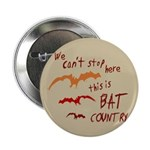 Bat Country 2.25&quot; Button (100 pack)