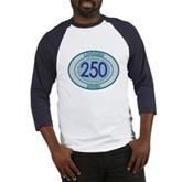 250 Logged Dives Baseball Jersey