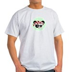 Pirate Panda Light T-Shirt