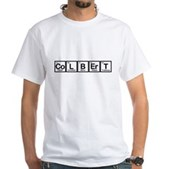 Elements of Truthiness BW White T-Shirt