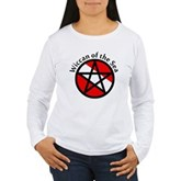 Wiccan of the Sea Women's Long Sleeve T-Shirt