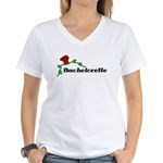 Bachelorette Women's V-Neck T-Shirt