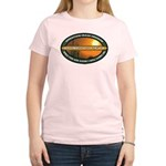 OIF - NOT FOR THE WEAK Women's Pink T-Shirt