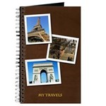 France/French Travel Journal