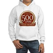 Lifelist Club - 500 Hooded Sweatshirt