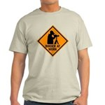 Birder at Work Light T-Shirt