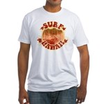 Surf Hawaii Fitted T-Shirt