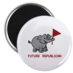 "Future Republican 2.25"" Magnet (100 pack)"