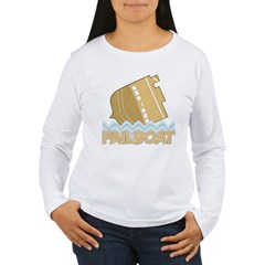Fail Boat Women's Long Sleeve T-Shirt