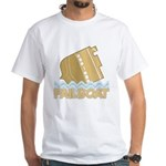 Fail Boat White T-Shirt