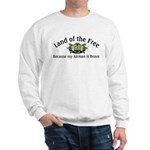 Land of the Free, Airman Sweatshirt