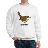 Birdorable Carolina Wren Sweatshirt