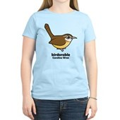 Birdorable Carolina Wren Women's Light T-Shirt