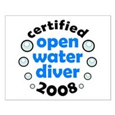 Open Water Diver 2008 Small Poster
