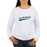 Scubaholic Women's Long Sleeve T-Shirt