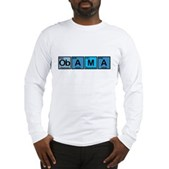 Obama Elements Long Sleeve T-Shirt