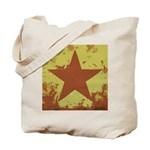 Rusty Star Tote Bag