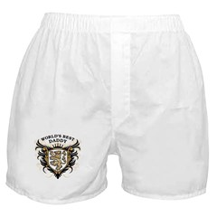 World's Best Daddy Boxer Shorts