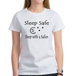 Sleep Safe - Sailor Women's T-Shirt
