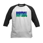 nonverbal Kids Baseball Jersey
