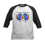 Celebrate Autistic Spectrum Kids Baseball Jersey