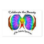 Celebrate Autistic Spectrum Postcards (Package of