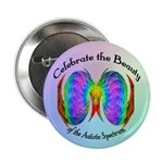 "Celebrate Autistic Spectrum 2.25"" Button"